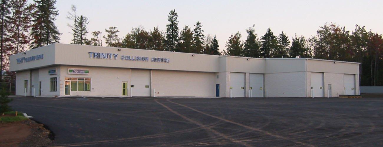 Trinity Collision Centre, Moncton NB