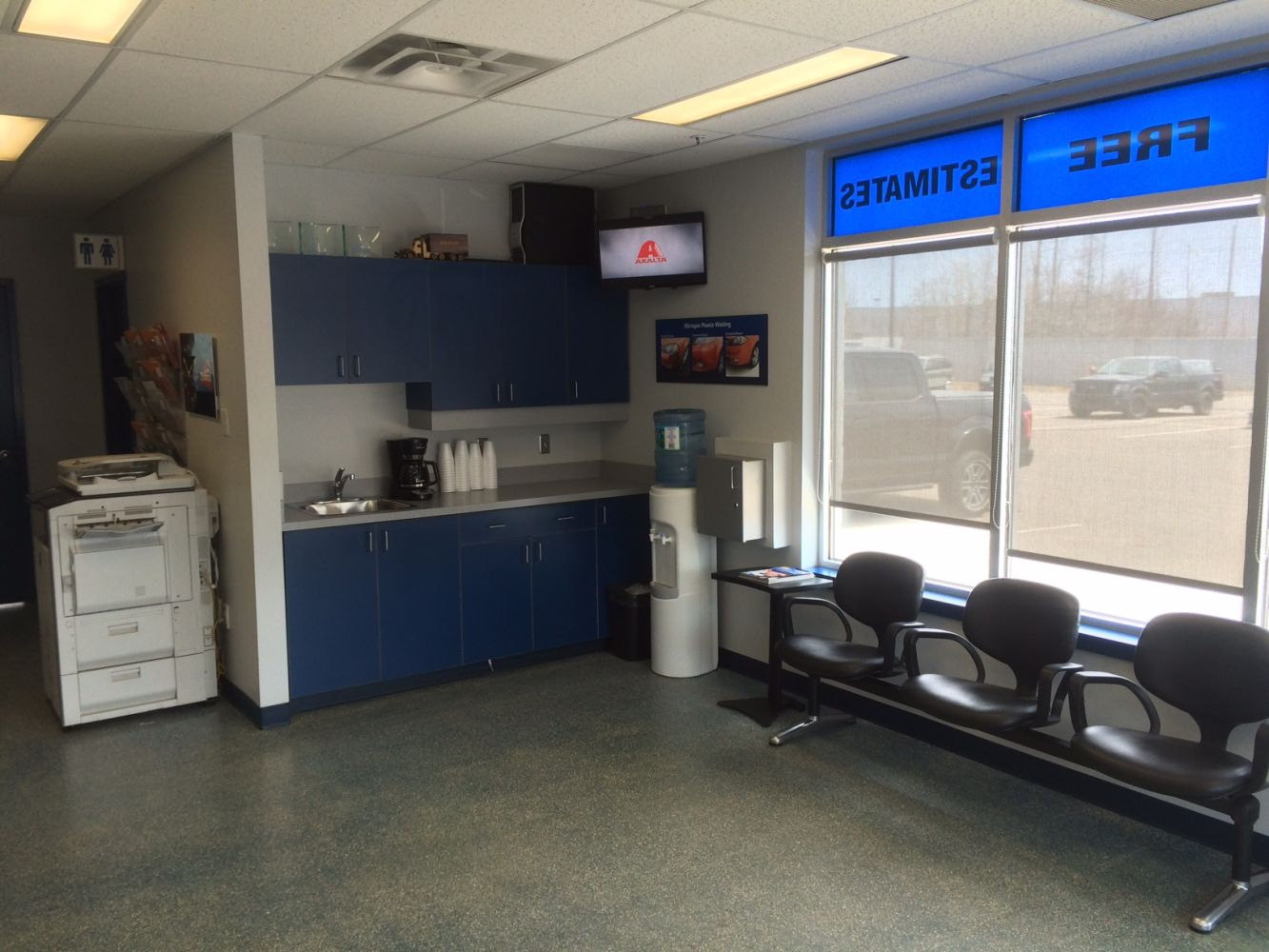 Photo Gallery Our Facility Trinity Collision