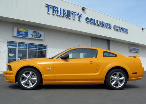 Mustang Auto Body