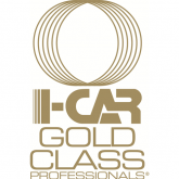 I-CAR - Gold Class Professionals Business Recognition